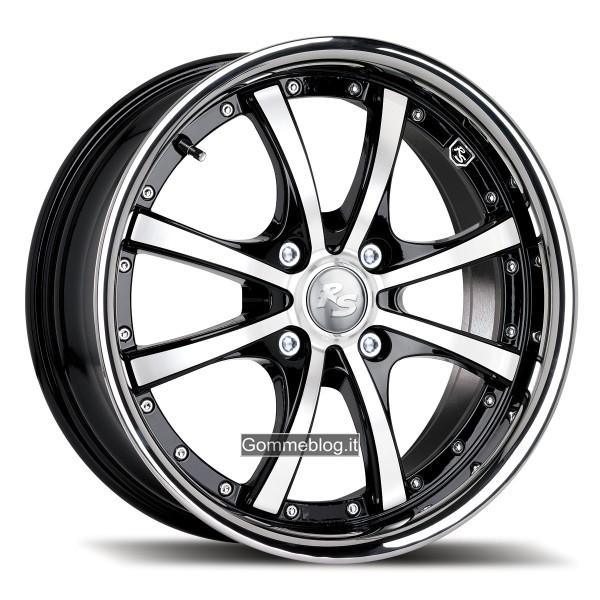 Cerchi in lega Laidelli Wheels RS Futura: per veri amanti del Tuning