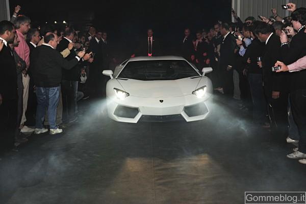 Lamborghini Aventador LP 700-4 ... alla conquista del mercato Brasiliano 2