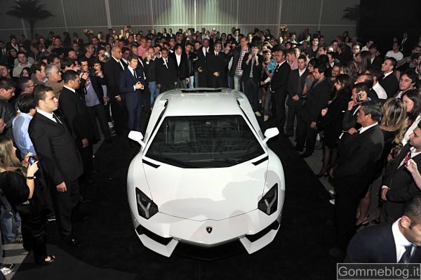 Lamborghini Aventador LP 700-4 ... alla conquista del mercato Brasiliano 3