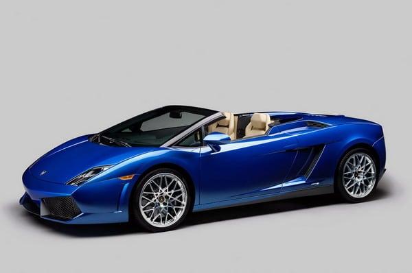 """Gallardo LP 550-2 Spyder, nuova """"Lamborghini a trazione posteriore"""""""