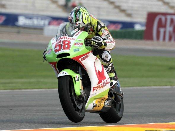 Moto GP Valencia: risultati delle prove libere del venerdì