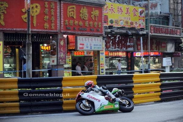 Pirelli: quattro successi consecutivi e 7° vittoria di Rutter nel Macau Motorcycle GP 2