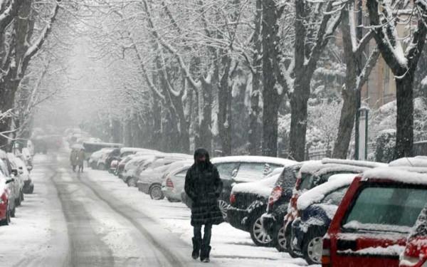 Maltempo Neve: il Bollettino Protezione Civile per Giovedì 9 Febbraio