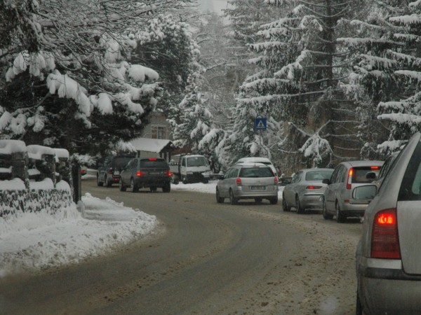 Veneto: dal 15 novembre obbligo di catene a bordo o pneumatici invernali