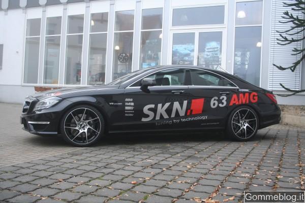 "SKN Tuning e Marangoni pronti per il ""Motor Show Tuning Car 2011"" di Essen"