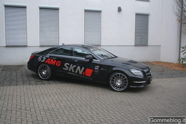 "SKN Tuning e Marangoni pronti per il ""Motor Show Tuning Car 2011"" di Essen 2"