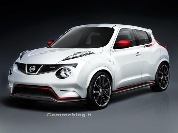 Nissan Juke Nismo: Più basso, più veloce e di grande impatto