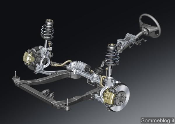 Opel Astra GTC: sospensioni e cerchi pensati per ... curve perfette 5