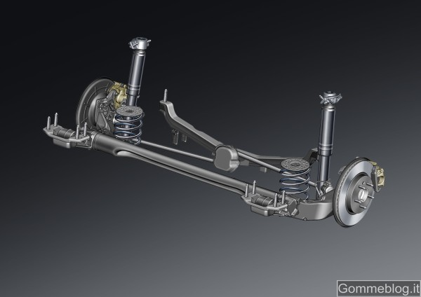 Opel Astra GTC: sospensioni e cerchi pensati per ... curve perfette 3