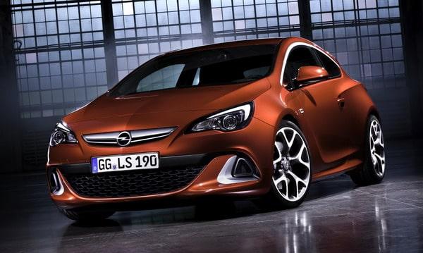 Nuova Opel Astra OPC: con 280 CV la più potente di tutti i tempi