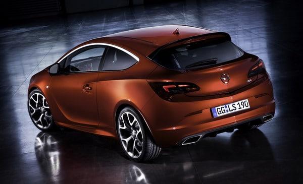 Nuova Opel Astra OPC: con 280 CV la più potente di tutti i tempi 4