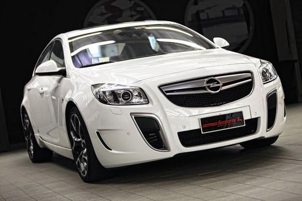 Opel Insignia OPC Tuning Romeo Ferraris