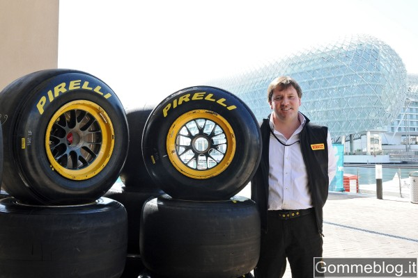 Formula 1 2012: GP Bahrain. Video Intervista a Paul Hembery, direttore Motorsport Pirelli 1
