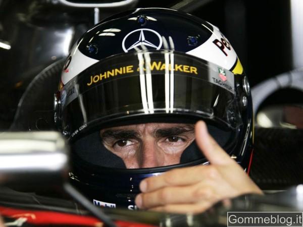 F1: Pedro De La Rosa parla delle gomme al prossimo Gp di Abu Dhabi