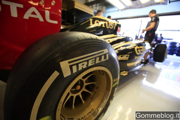 """Pneumatici F1, Pirelli: nel 2012, """"gare stupende e molto emozionanti"""""""