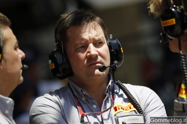 F1 Gran Premio India: Video Intervista a P. Hembery (Pirelli)