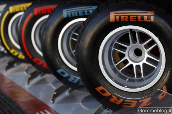 Pirelli: in Brasile si testano le nuove mescole 2012