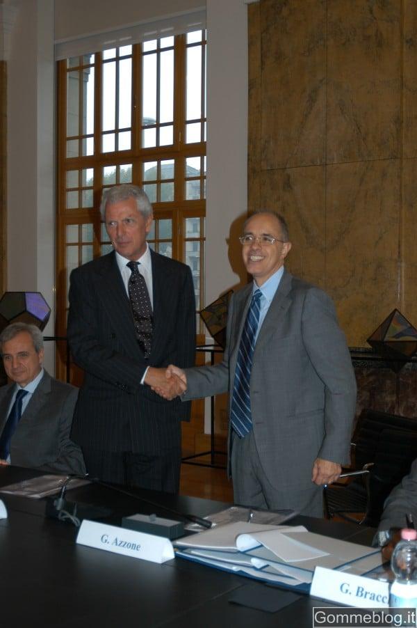 Pirelli e Politecnico di Milano: accordo strategico per la ricerca nel settore pneumatici 3