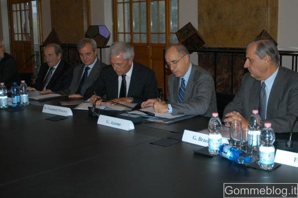 Pirelli e Politecnico di Milano: accordo strategico per la ricerca nel settore pneumatici 2