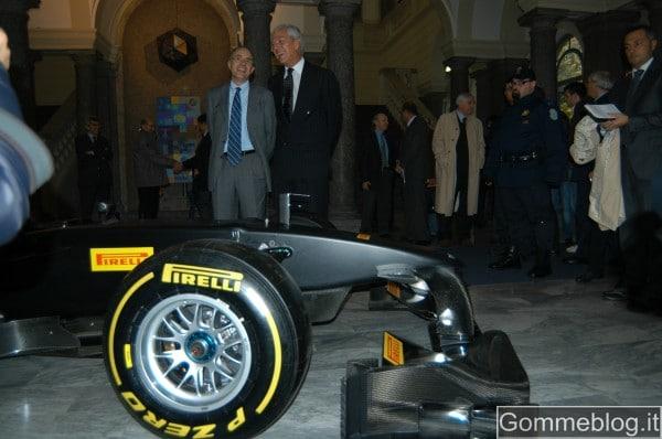 Pirelli e Politecnico di Milano: accordo strategico per la ricerca nel settore pneumatici