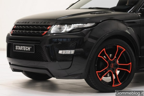 Range Rover Evoque by Startech, magia bicolore all'Essen Motor Show 2