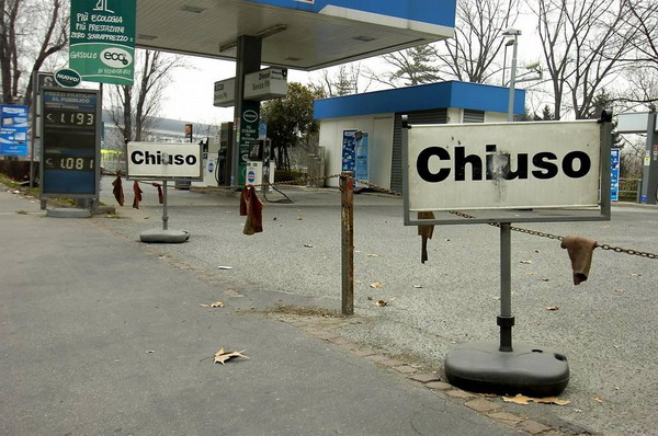 Scipero Benzinai: stop a benzina e diesel dall'8 all'11 novembre