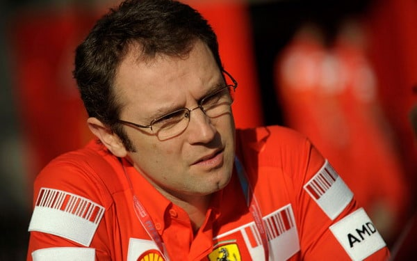 Ferrari GP Australia:Video Intervista Stefano Domenicali 12
