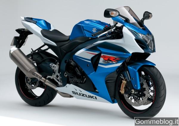 Suzuki a EICMA 2011: arriva la nuova GSX-R1000