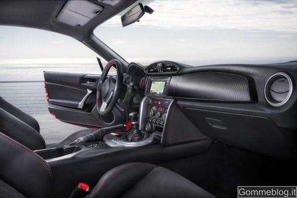 Toyota GT 86: nuova sportiva con motore boxer benzina 2.0 e trazione posteriore 6