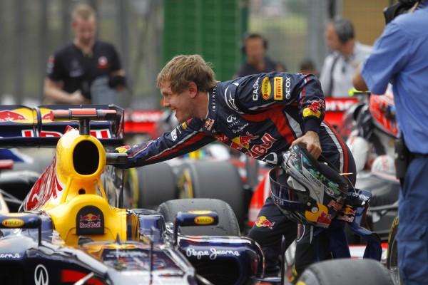 Vettel diventa il pilota di maggior successo in qualifica nella storia della Formula Uno 2