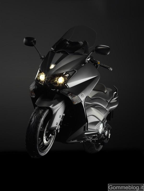 Yamaha TMax 530: il ruote basse, dalla potenza altissima