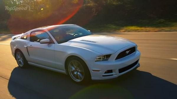 Ford Mustang California Special, in preparazione il kit ufficiale per il 2013 4
