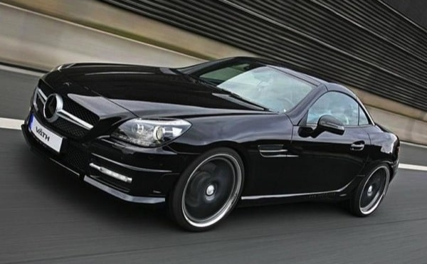 Mercedes SLK: Vath le regala sino a 330 CV di pura potenza