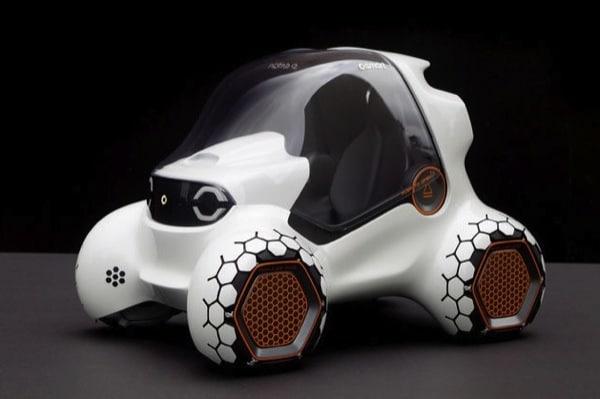 Smart 341 Parkour, ecco la vincitrice della LA Design Challenge 2011