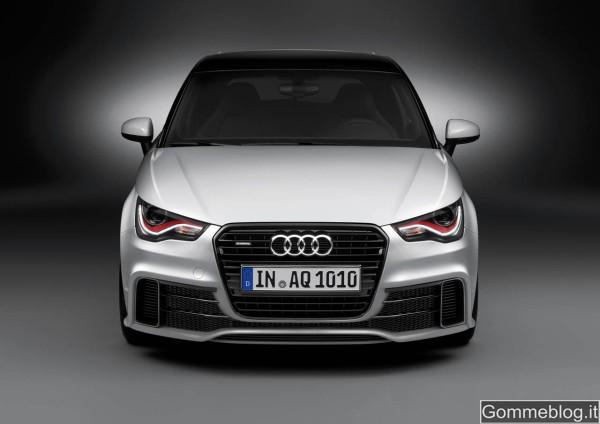 Audi A1 Quattro: con 256 CV e la trazione integrale sfida la sorella S3