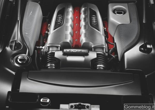 Audi R8 GT: estremamente leggera per prestazioni straordinarie 5