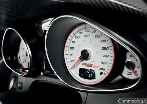 Audi R8 GT: estremamente leggera per prestazioni straordinarie 10