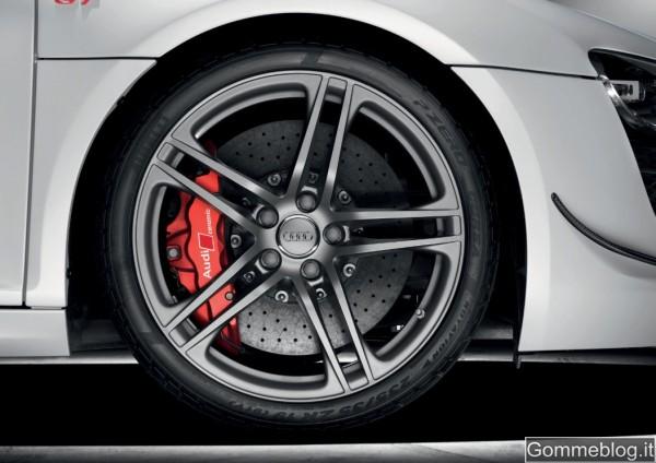 Audi R8 GT: estremamente leggera per prestazioni straordinarie 8