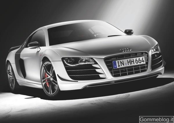 Audi R8 GT: estremamente leggera per prestazioni straordinarie 3