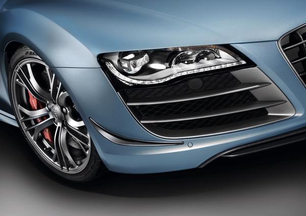 Audi R8 GT Spyder: in Italia a 205.200 Euro