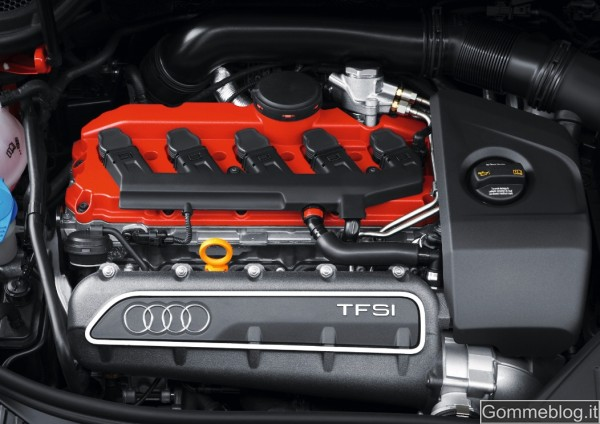 Audi RS3 Sportback: Tecnica e Performance di questa compatta con 340 CV 3