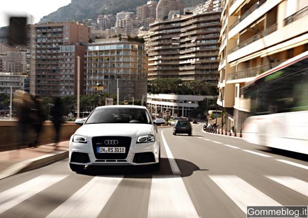 Audi RS3 Sportback: Tecnica e Performance di questa compatta con 340 CV 4