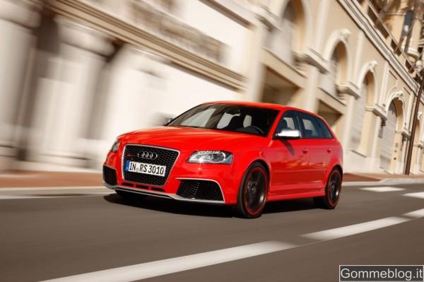 Audi RS3 Sportback: Tecnica e Performance di questa compatta con 340 CV 9