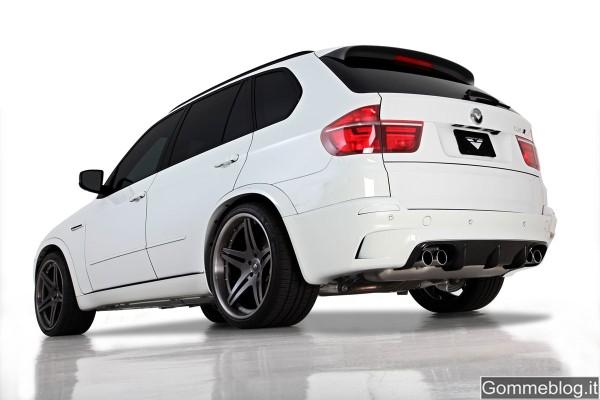 BMW X5M Vorsteiner: bellezza e sportività allo stato puro 2