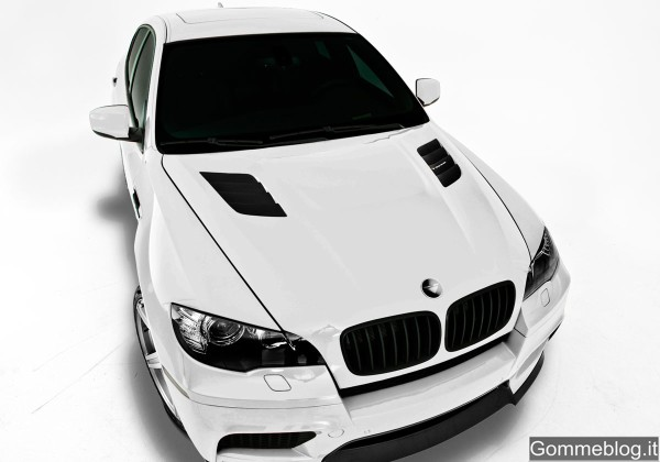 BMW X5M Vorsteiner: bellezza e sportività allo stato puro 1