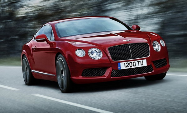 Bentley Continental GT: arriva un nuovo 4.0 V8 biturbo
