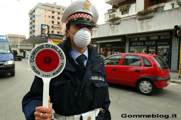 Blocco traffico Milano e scuole chiuse il 9 e 10 Dicembre