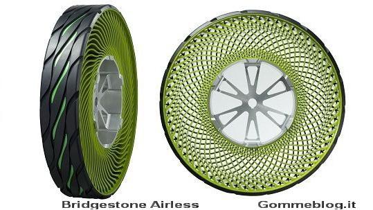 """Bridgestone: arriva il nuovo prototipo senz'aria """"Airless"""" 2"""