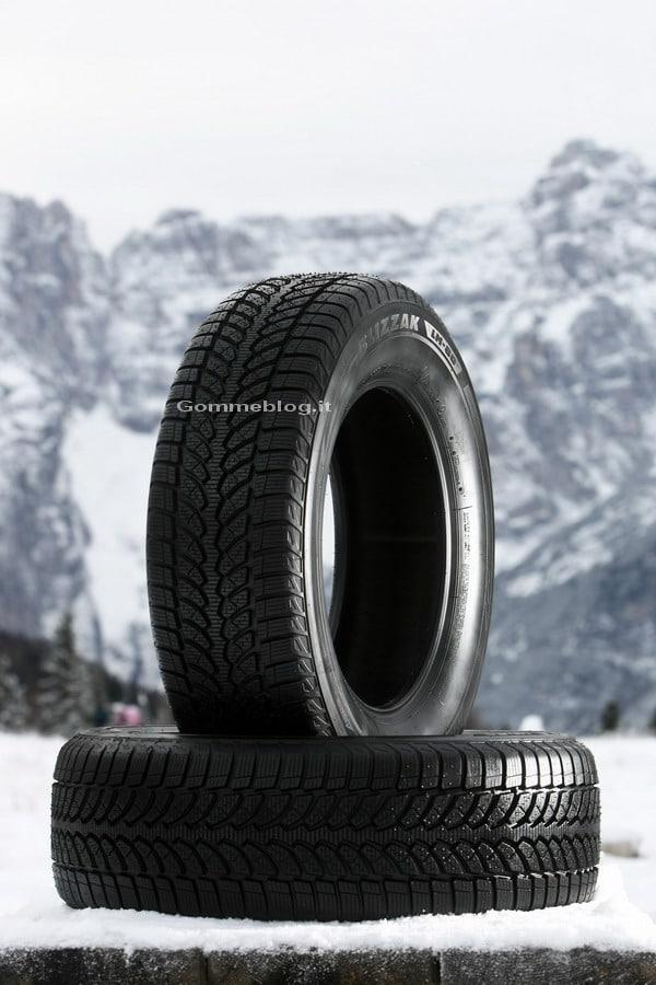Ottimi risultati per Bridgestone nei Test Pneumatici Invernali