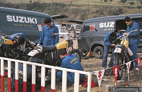 Calendario Metzeler 2012: un omaggio al Sol Levante e la suo ruolo nella storia del motociclismo 4